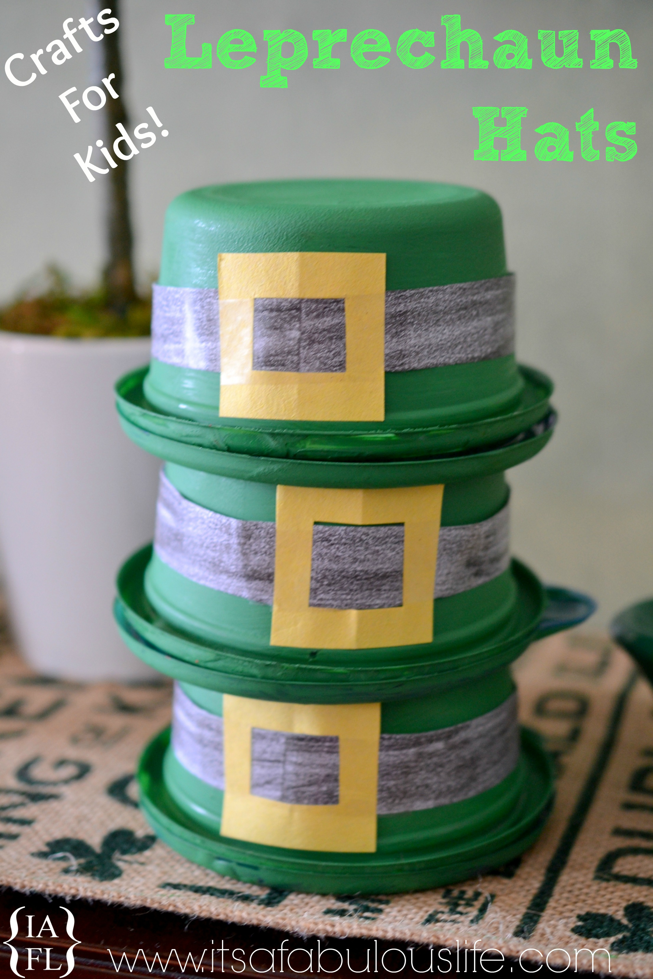 leprechaun-hats-crafts-for-kids