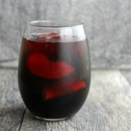 Blackberry Plum Sangria