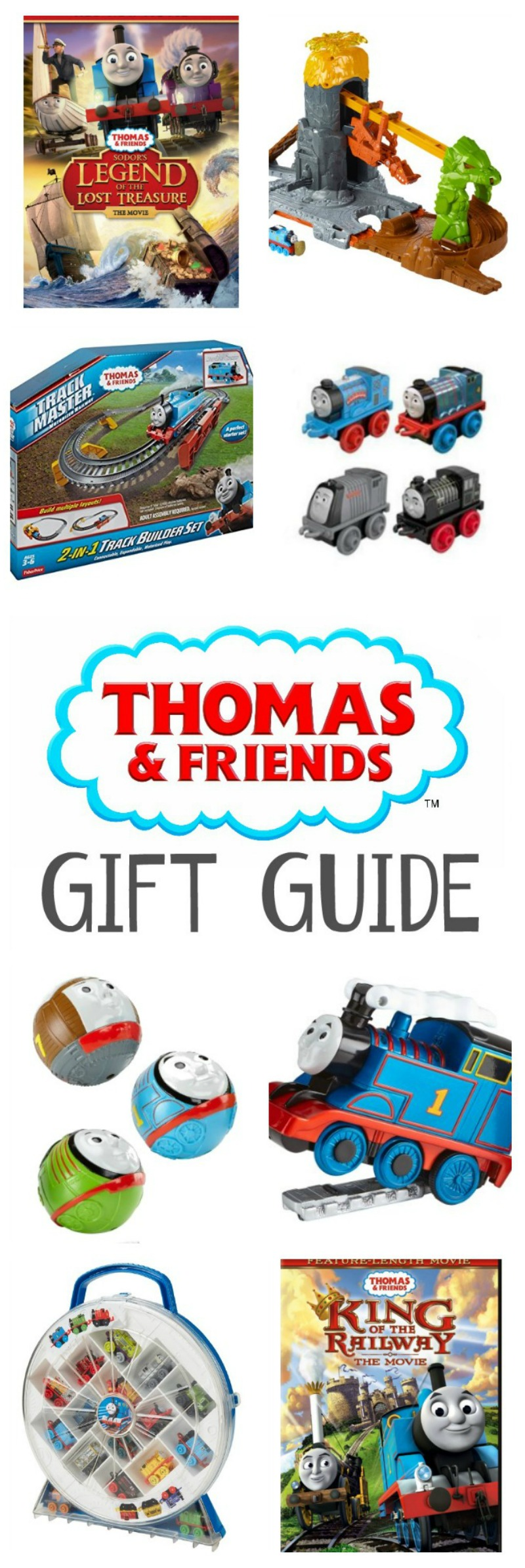 Do you have a Thomas the Train lover in your house? Then our @ThomasandFriends is sure to make this Christmas extra special for your favorite little engineer! #ThomasandFriends #ad