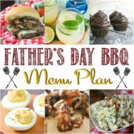 Father's Day BBQ Menu Plan
